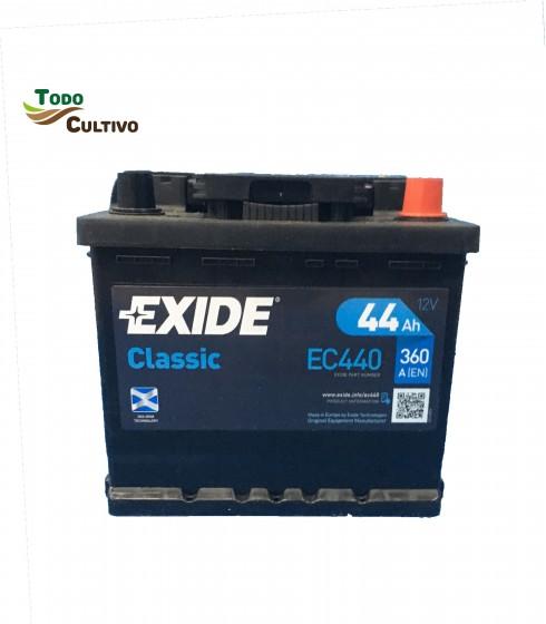 bateria exide tudor 45 44 amperios