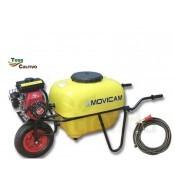 MOVICAN 100 L con bomba de membrana y motor CAMPEON H-60